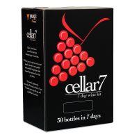 Cellar 7 Merlot 30 Bottle Wine Kit