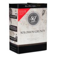 Solomon Grundy Platinum Cabernet Sauvignon 30 Bottle
