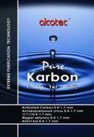 Alcotec Pure Karbon 1kg