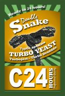 Double Snake C24 Turbo Yeast