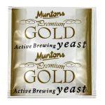 Muntons Premium Homebrewing Yeast 6g