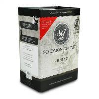 Solomon Grundy Platinum Shiraz 30 Bottle