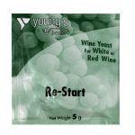 Youngs Re-Start Wine Yeast Sachet 5g