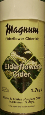 Magnum Elderflower Cider 40 Pints