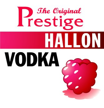 Prestige Raspberry Vodka 1000ml