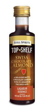 Still Spirits Top Shelf Swiss Chocolate Almond 50ml