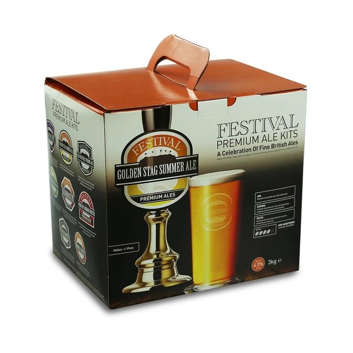 Festival Golden Stag Summer Ale