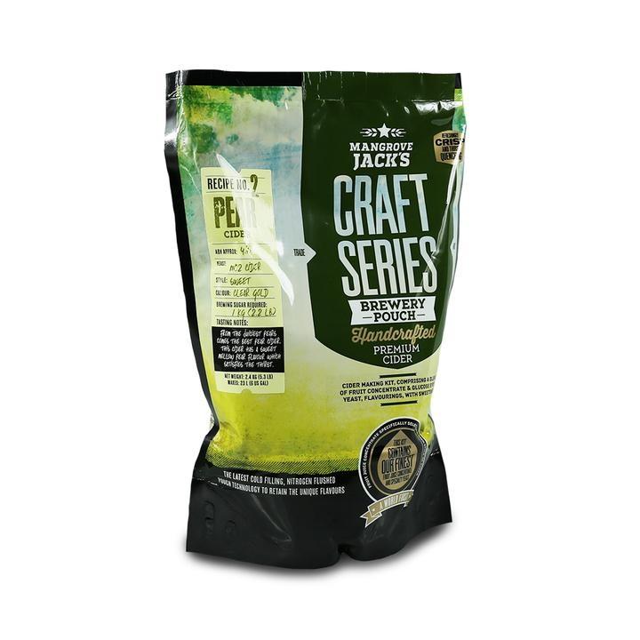 Mangrove Jacks Pear Cider 2.4kg