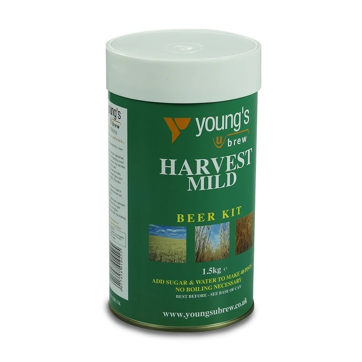 Youngs Harvest Mild 40 Pints
