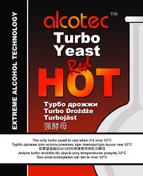 Alcotec Red Hot Turbo Yeast