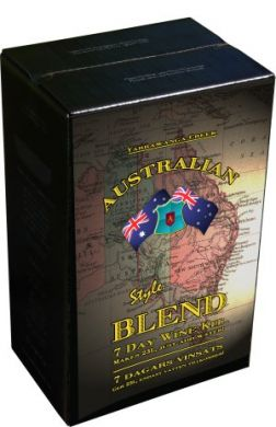 Australian Blend Shiraz 30 Bottle