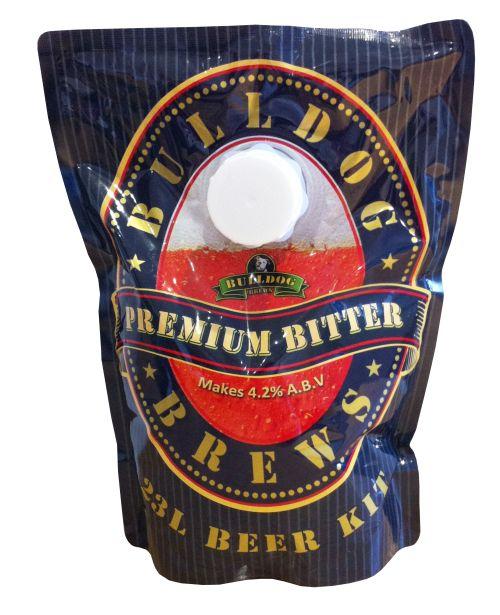 Bulldog Brews Premium Bitter