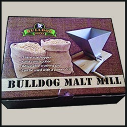 Bulldog Malt Mill