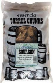 Essencia Bourbon Chunks 500g