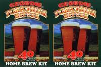 Geordie Yorkshire Bitter 40 Pint Kit