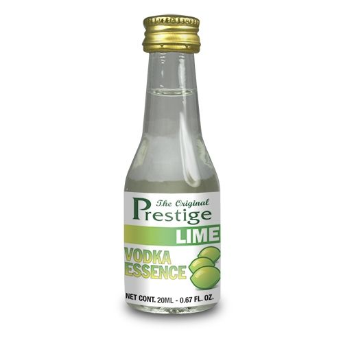 Prestige Lime Vodka Essence 20ml