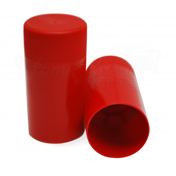Novatwist Screw Cap & Shrink - Red (30s)