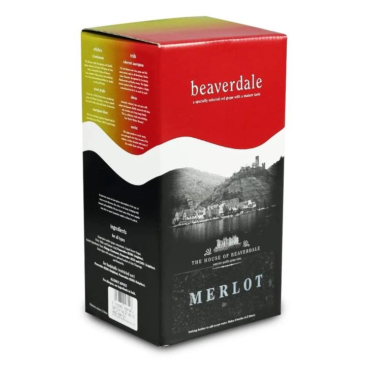 Beaverdale Merlot 6 Bottle