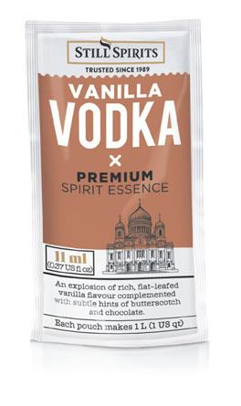 Still Spirits Vanilla Vodka Shotz