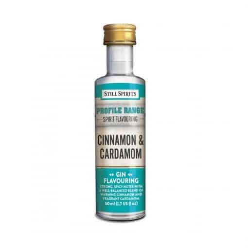 Still Spirits Profile Range Cinnamon And Cardoman 50ml