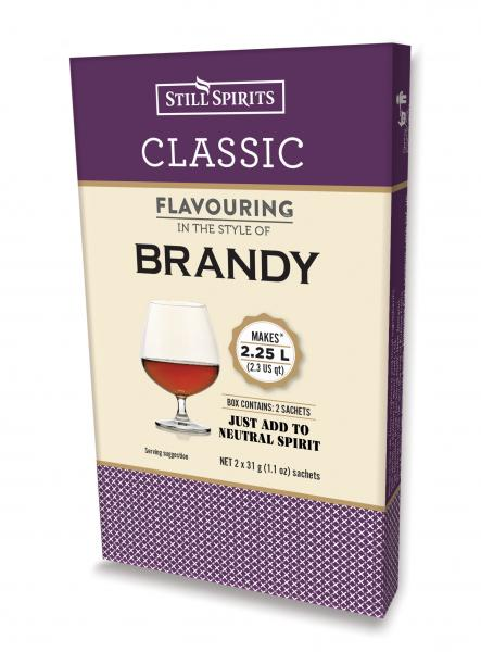 Still Spirits Classic Brandy (Twin Pack)