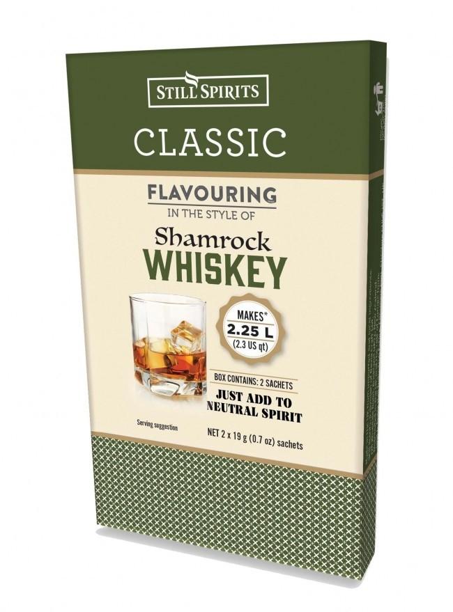Still Spirits Classic Shamrock Whiskey (Twin Pack)