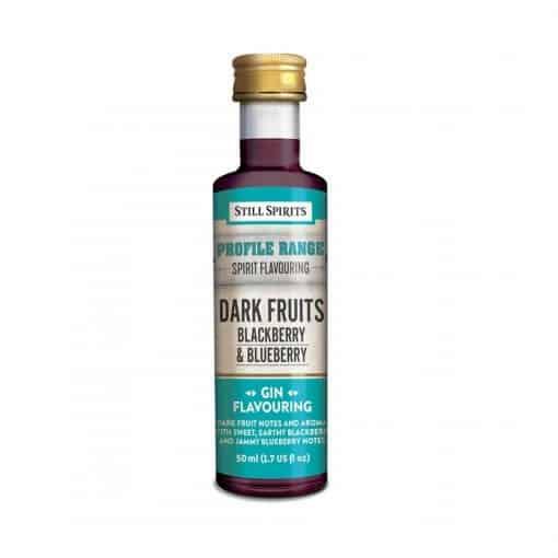 Still Spirits Profile Range Dark Fruits Blackberry And Blueberry 50ml