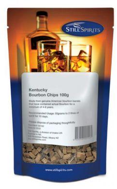 Still Spirits Kentucky Bourbon Chips 100g