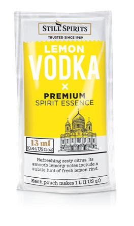 Still Spirits Lemon Vodka Shotz