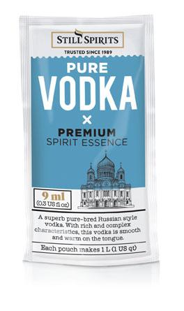 Still Spirits Vodka Shotz