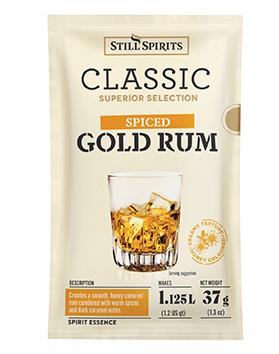 Still Spirits Classic Superior Selection Spiced Gold Rum (Twin Pack)