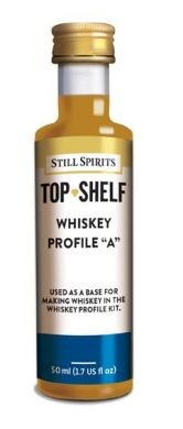 Still Spirits Top Shelf Whiskey Profile
