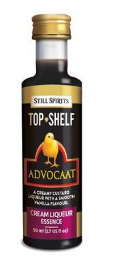Still Spirits Top Shelf Advocaat 50ml