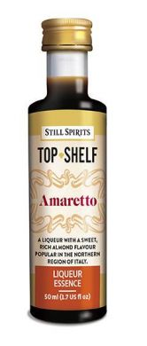 Still Spirits Top Shelf Amaretto 50ml