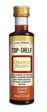 Still Spirits Top Shelf Orange Brandy 50ml