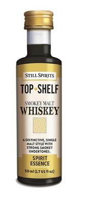 Still Spirits Top Shelf Smokey Malt Whisky 50ml