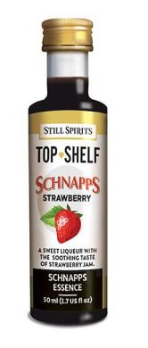 Still Spirits Top Shelf Strawberry Schnapps 50ml