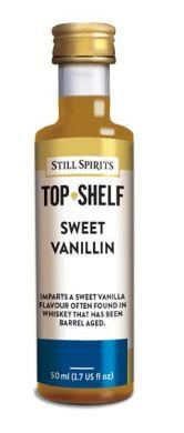 Still Spirits Top Shelf Sweet Vanillin 50ml