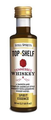 Still Spirits Top Shelf Tennessee Whiskey 50ml