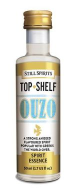 Still Spirits Top Shelf Ouzo 50ml