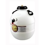 25 Litre King Keg Top Tap with S30 Valve