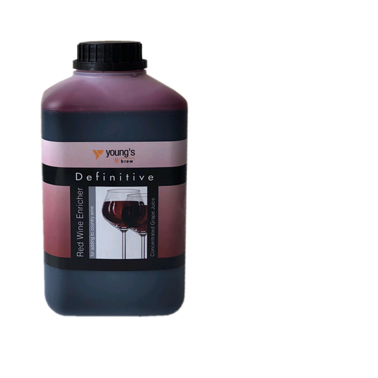 Youngs Definitive Red Grape Juice 1 Litre