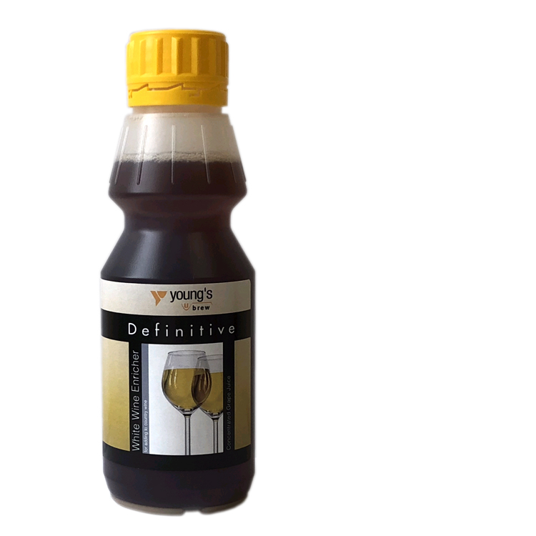 Youngs Definitive Grape Juice White 250ml
