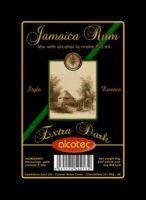Alcotec Extra Dark Jamaican Rum