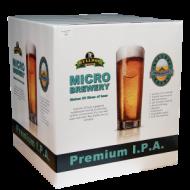 Bulldog Micro Brewery IPA Starter Kit