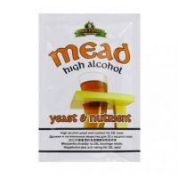 Bulldog Mead High Alcohol Yeast And Nutrient