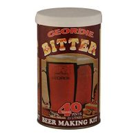 Geordie Bitter 40 Pint Beer Kit