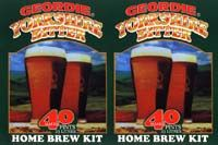 Geordie Yorkshire Bitter 40 Pint Kit