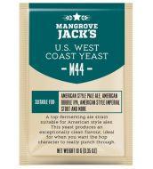Mangrove Jacks US West Coast Yeast M44