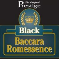 Prestige Baccara Black Rum 20ml
